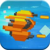 Galactic Wing Defender: Free Space Defender Retro Side Scrolling Arcade Game offers
