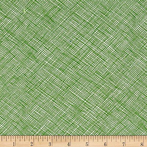 (Robert Kaufman Kaufman 108in Wide Spot On Quilt Back Widescreen Grasshopper Fabric by The Yard)