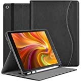 HFcoupe 10.2 Case for iPad 8th Generation 2020 / iPad 7th Gen 2019, Premium Multiple Viewing Angles Stand Leather Folio Prote