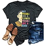 ASAMO Fight for The Things You Care About Notorious RBG T-ShirtRuthBa-der Gins-BurgGraphicShirt