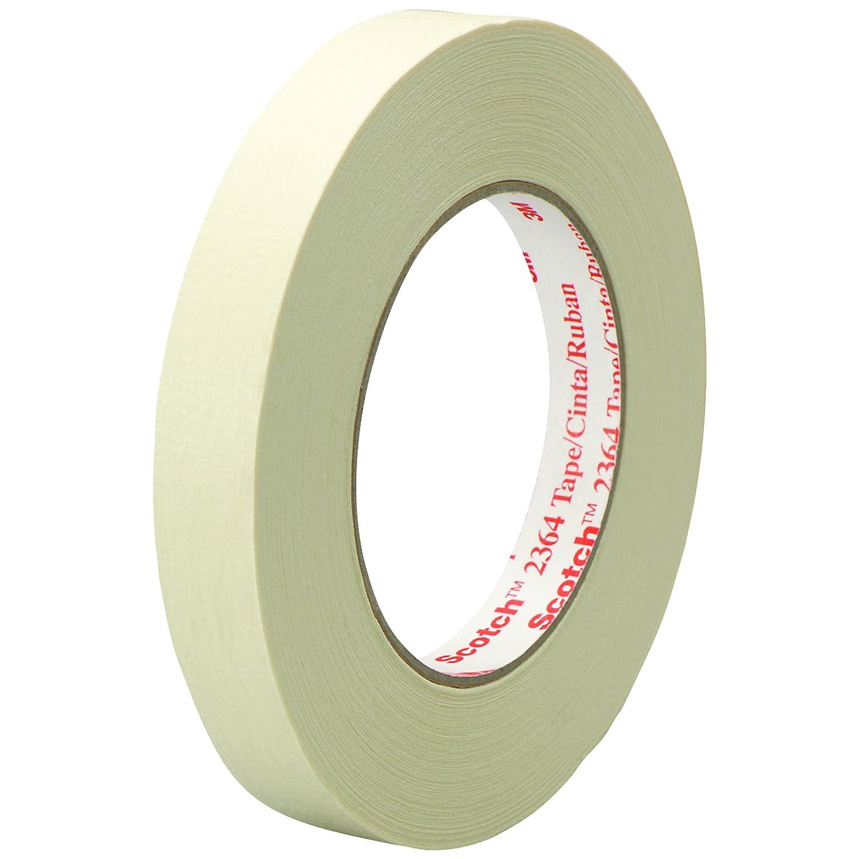 Scotch T9342364 Tan #2364 Masking Tape, 3/4 x 60 yd. (Pack of 48) by Scotch B001HT19EY