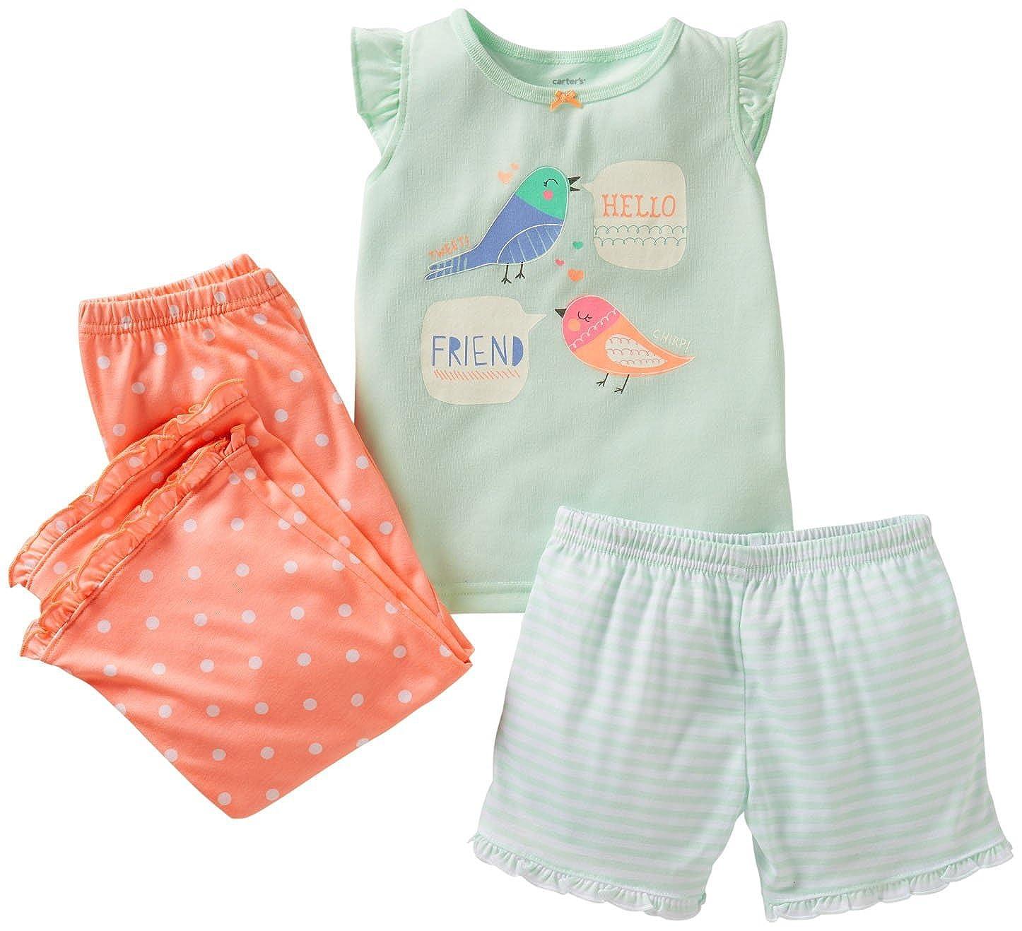 【予約販売品】 Carter's SLEEPWEAR Mint ベビーガールズ 24 24 SLEEPWEAR Months Mint Birds B00I0LEJ6C, Jos Brand Select Shop:d64cadb6 --- a0267596.xsph.ru