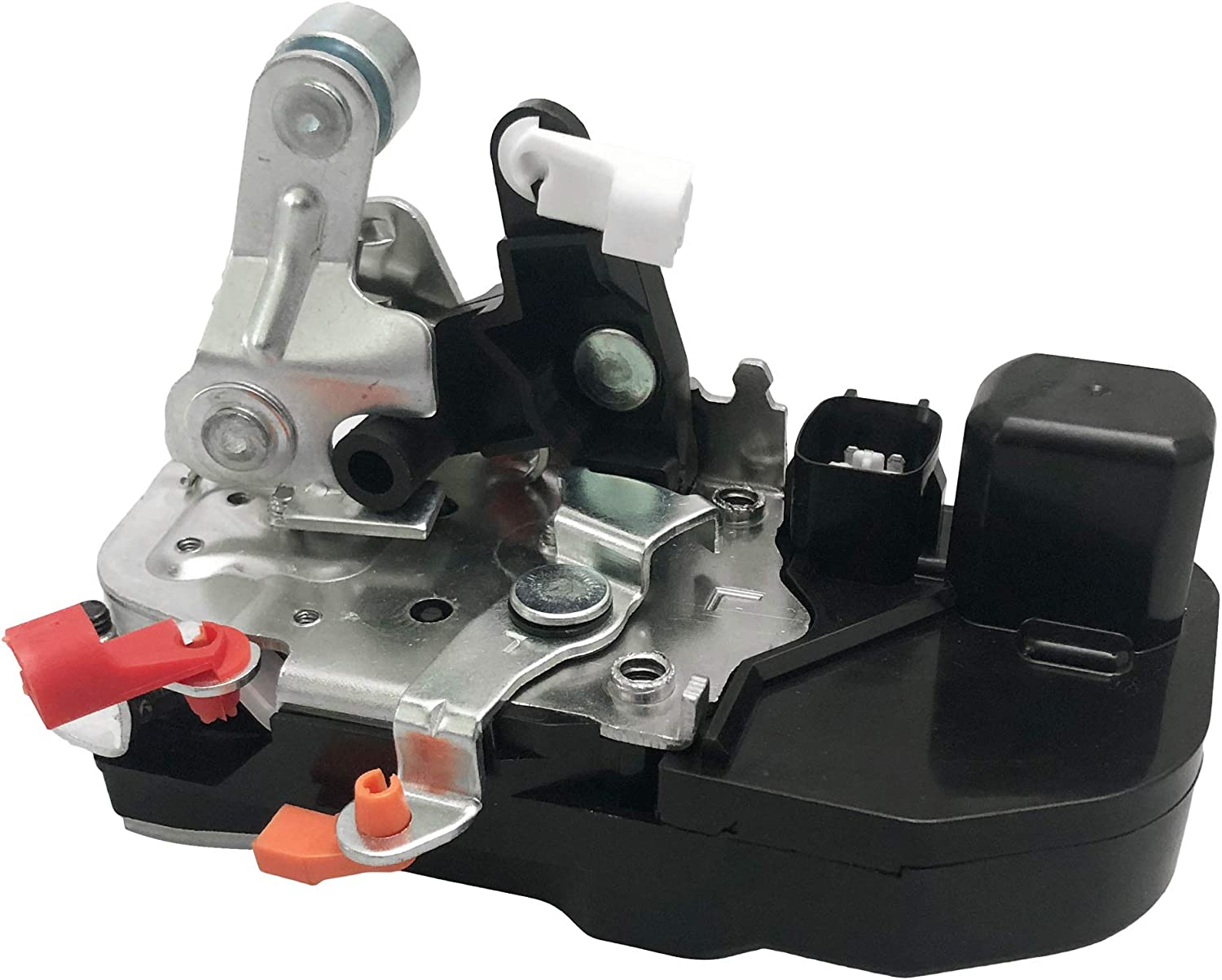 BOXI Front Left Driver Side Door Latch & Lock Actuator Assembly for 2005-2010 Jeep Grand Cherokee (Replaces 931-675 55113367AA 55113367AB 55113367AC 55394937AC 55394937AD 55394937AE)