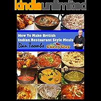 How To Make British Indian Restaurant (BIR) Style Meals