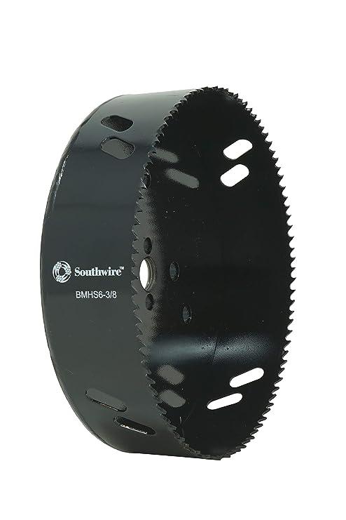Southwire Tools Equipment BMHS6 3 8 Bi Metal Hole Saw 6 Inch Diameter