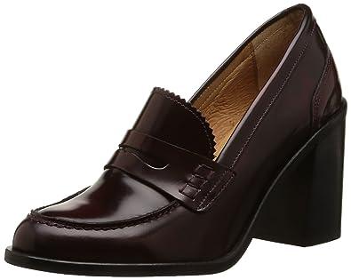 Steve Madden YOYO - Zapatos para Mujer, Color Rojo, Talla 39