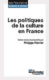 Les politiques de la culture en France