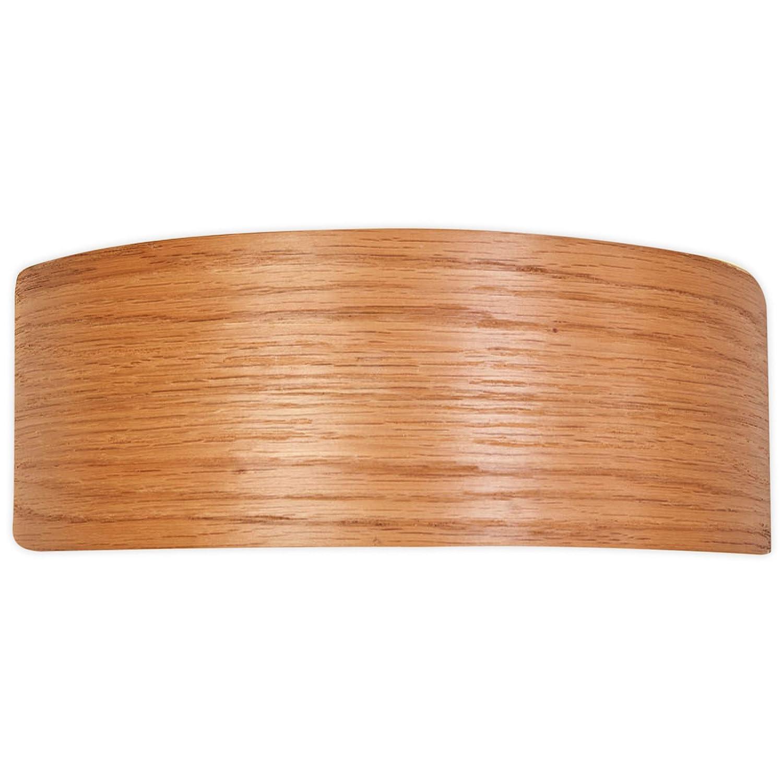Lampenwelt LED Wandleuchte, Wandlampe Innen 'Rafailia' (Modern) aus Holz u.a. für Wohnzimmer & Esszimmer (A, inkl. Leuchtmittel) | Wandleuchten, Wandstrahler, Wandbeleuchtung Schlafzimmer /