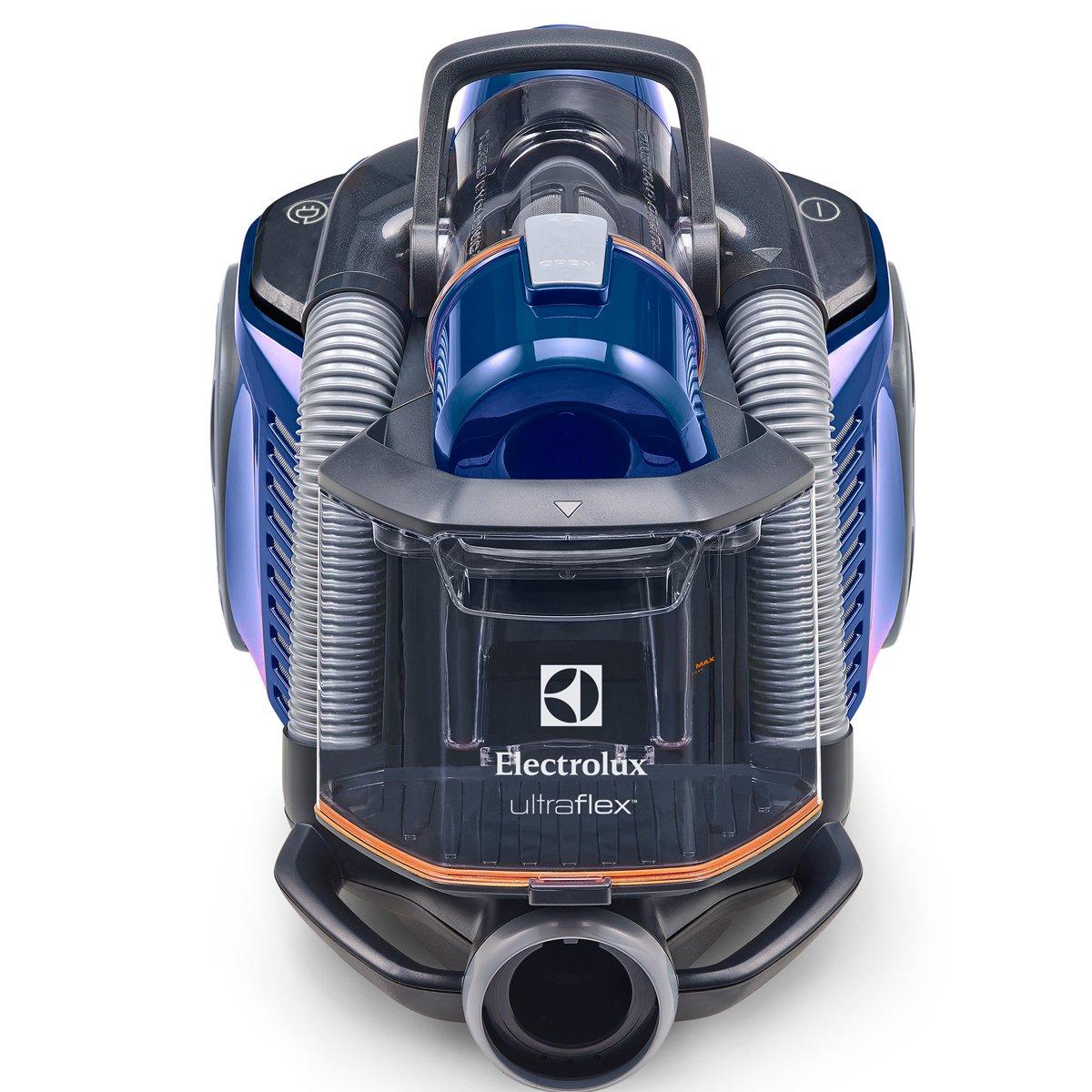 Electrolux ZUFCLASSIC Aspiradora sin bolsa con tecnología turbo ...