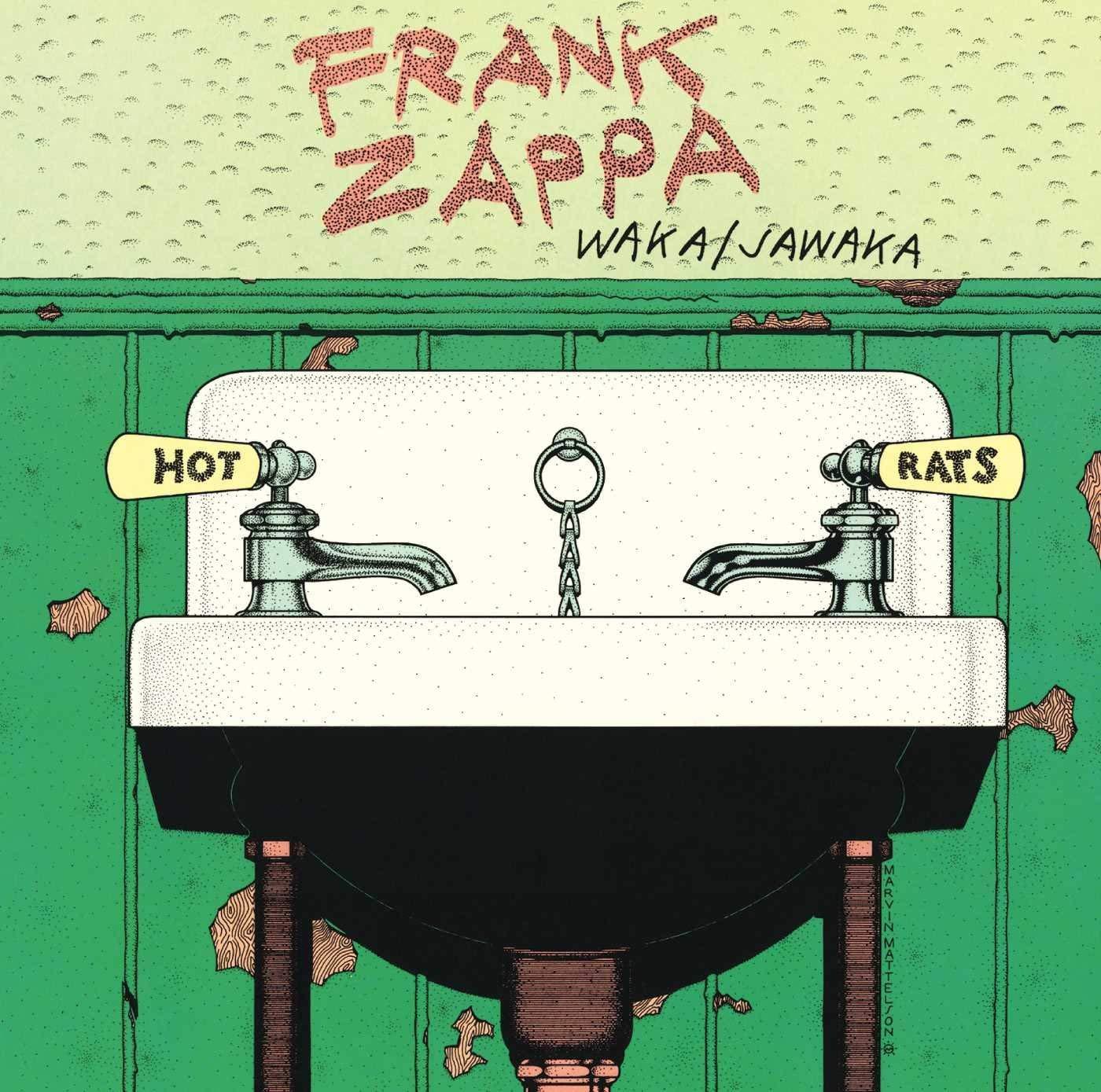 Frank Zappa (1940-1993) - Page 8 712eBKrDgFL._SL1400_