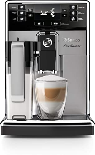 Saeco-HD8927/47-PicoBaristo-Super-Automatic-Espresso-Machine-Stainless-Steel