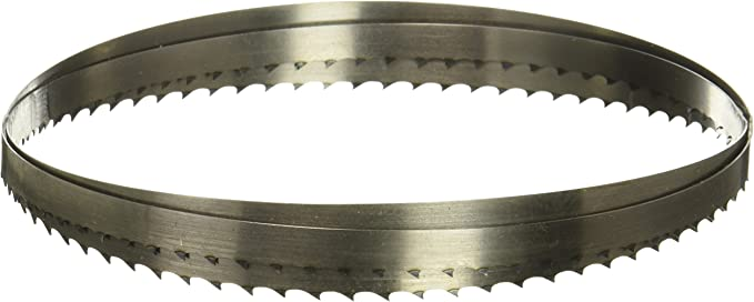 72-1//2 Inch X 1//4 Inch X 6TPI Bandsaw Blades AYAO 2 Blades Pack
