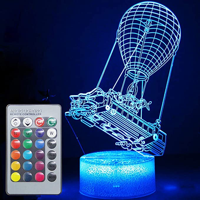 Remote Baseball Hat Baseball Hat Night Lights 3D Vision Effect Remote Control /& RGB Colors LED Lamps Bedroom Decor Sleeping Aid Night Guidance Best Festvial Gifts for Baseball Lovers Kids Boys Teen
