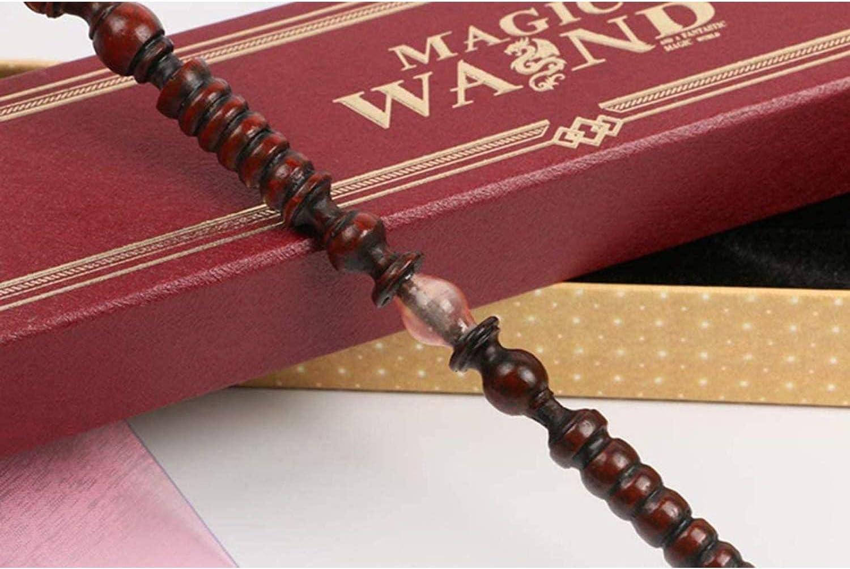 GWLDV Harry Potter Zauberstab,Wand Jungen und M/ädchen Geburtstagsgeschenk EIN Zauberer Traum f/ür Ihr Kind zu erreichen