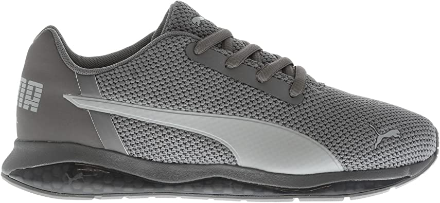 Puma Mens Cell Ultimate Trainers Grey