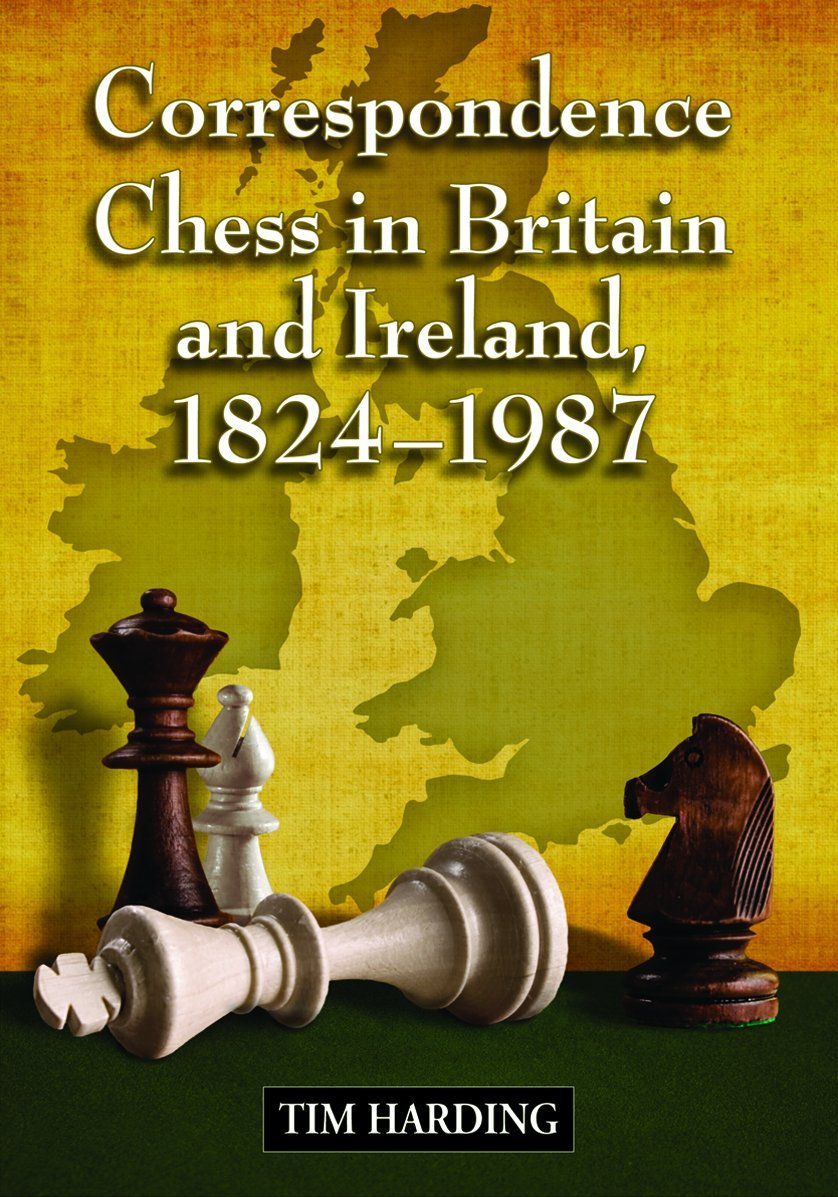 Harding, T: Correspondence Chess in Britain and Ireland, 18: Amazon.es: Harding, Tim: Libros en idiomas extranjeros