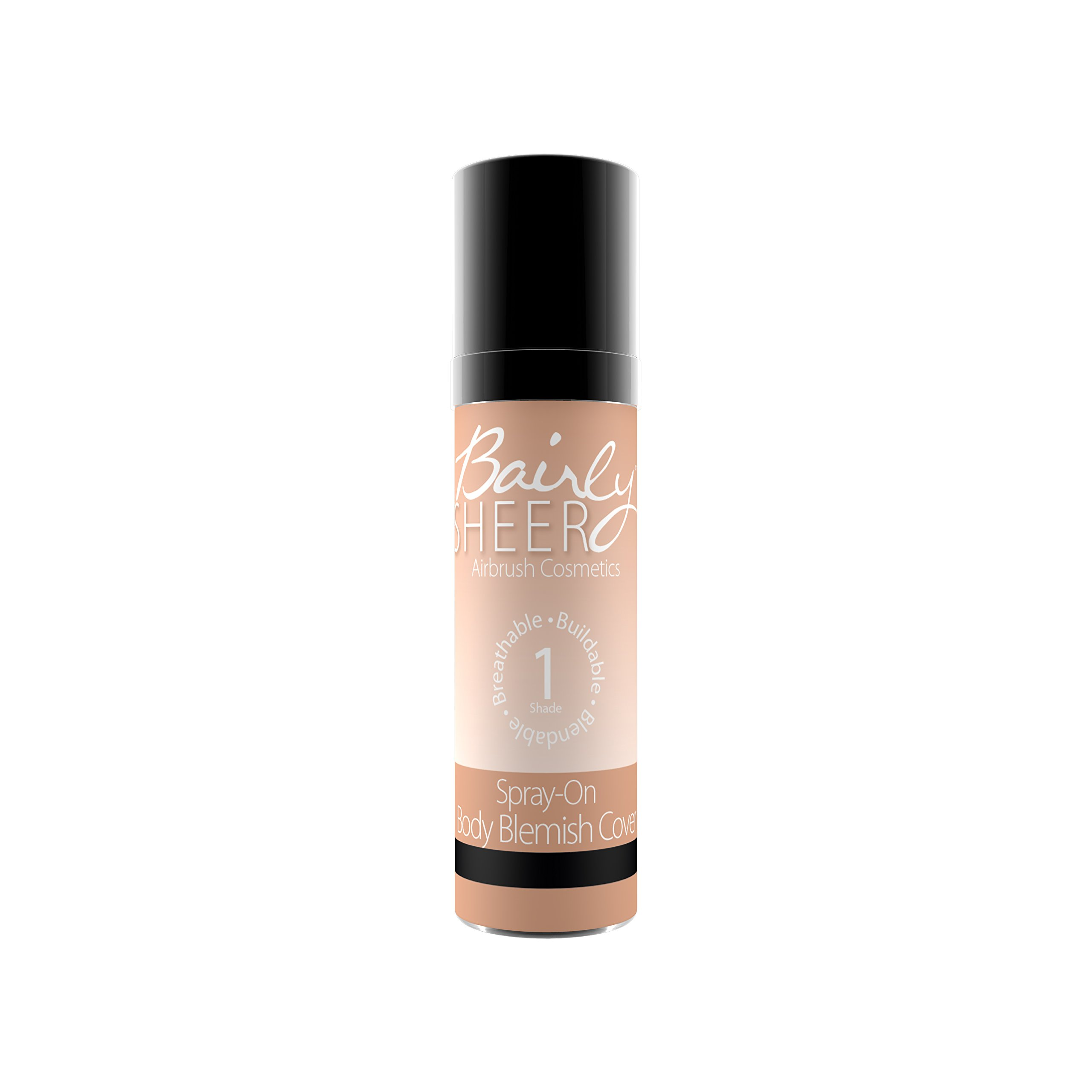 Hard candy glamoflauge heavy duty concealer for Bairly sheer tattoo cover