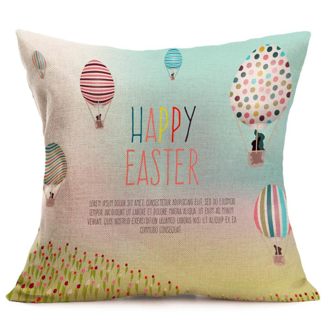 Easter Pillowcases