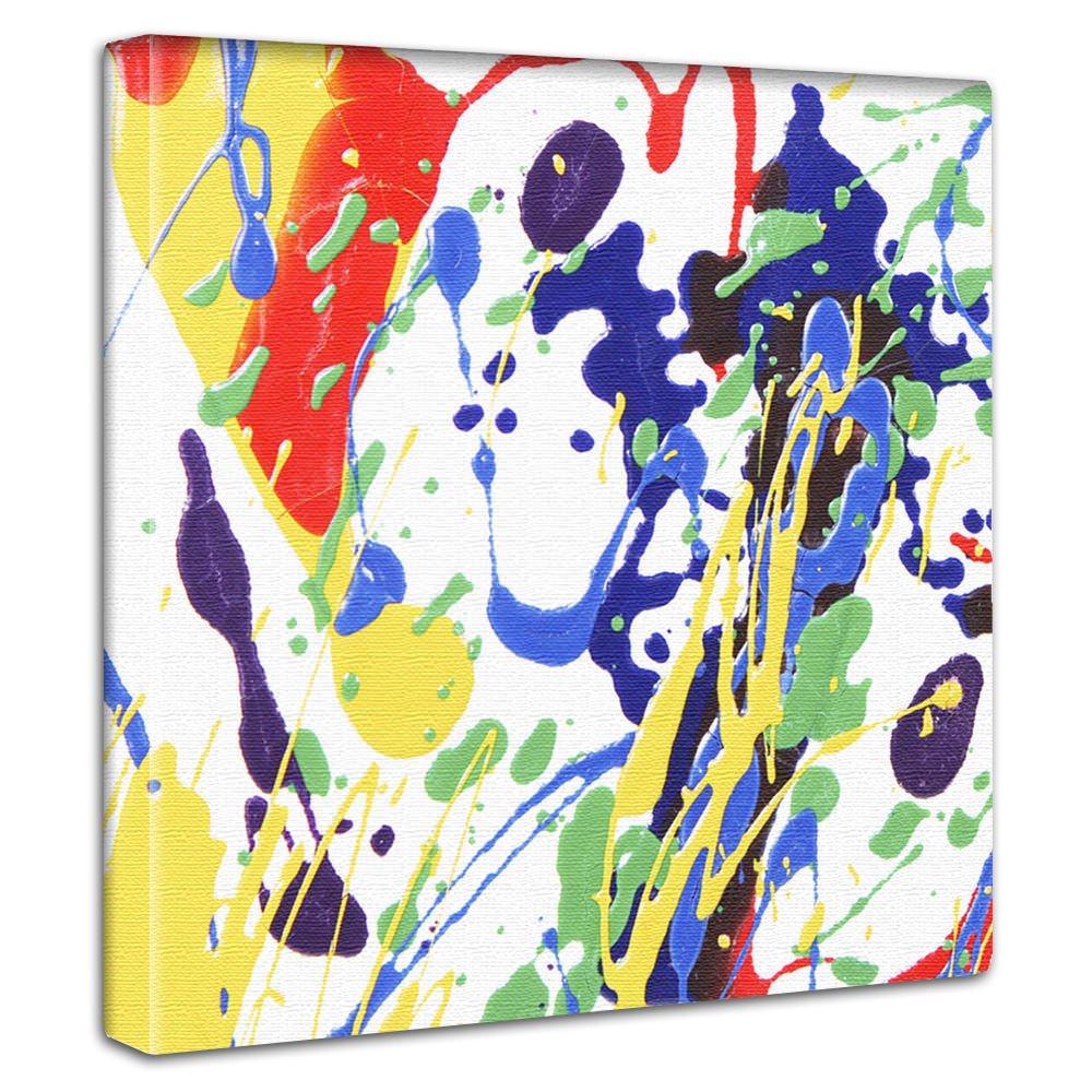 【アートデリ】モダンなデザインのファブリックボード pop-0051-L Lサイズ B00W9NU9F2Lサイズ(57×57cm)