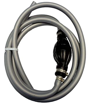 MERCURY OEM Fuel Line with Primer Bulb, no Fittings - 9 ft (32 8M0061899)