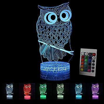 3D Lampe Licht Stimmungslampe Nachtlampe Beleuchtung,LOVIVER 3 Modi Musik Reaktiv Soundsteuerung Schlafzimmerraum Beleuchtung Mehrfarbige Tasten Symbol Lampe mit Farbwechsel