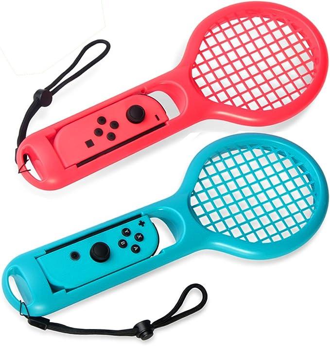 Dobe - Raqueta de Tenis para Nintendo Switch, Joy-Cons/Controllers ...