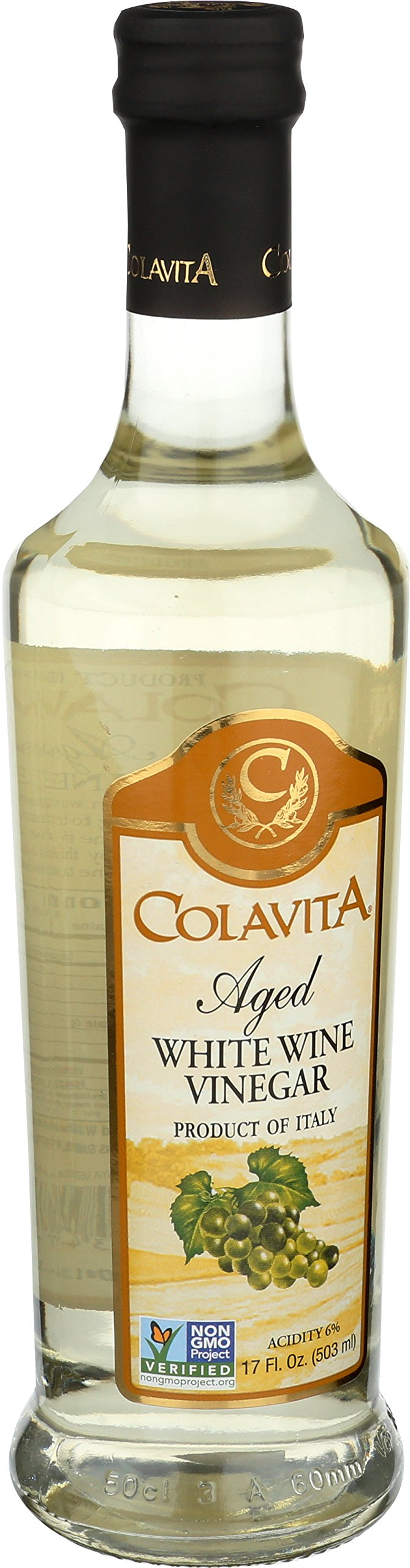 Colavita White Wine Vinegar, 17 oz by Colavita (Image #5)