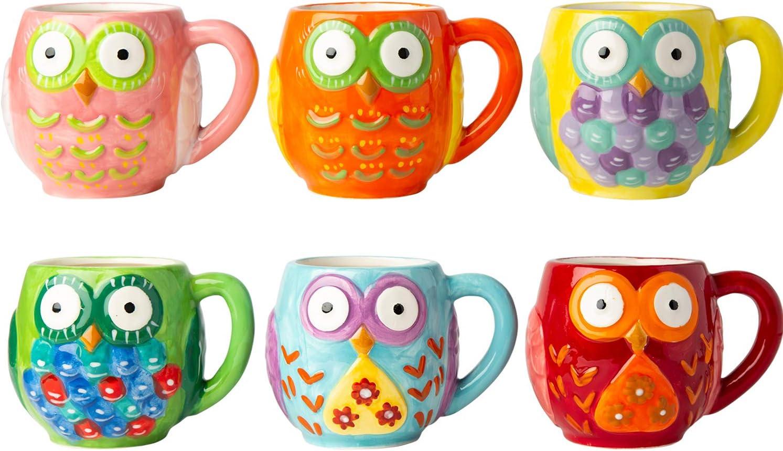 Owl Cup No Handle