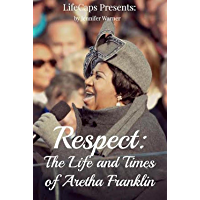 Respect: The Life and Times of Aretha Franklin book cover