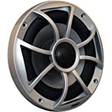 "Wet Sounds XS-650 Series 6.5"" Silver Cone Marine Coaxial Speaker - 200 Watts Max / 100 Watts RMS"