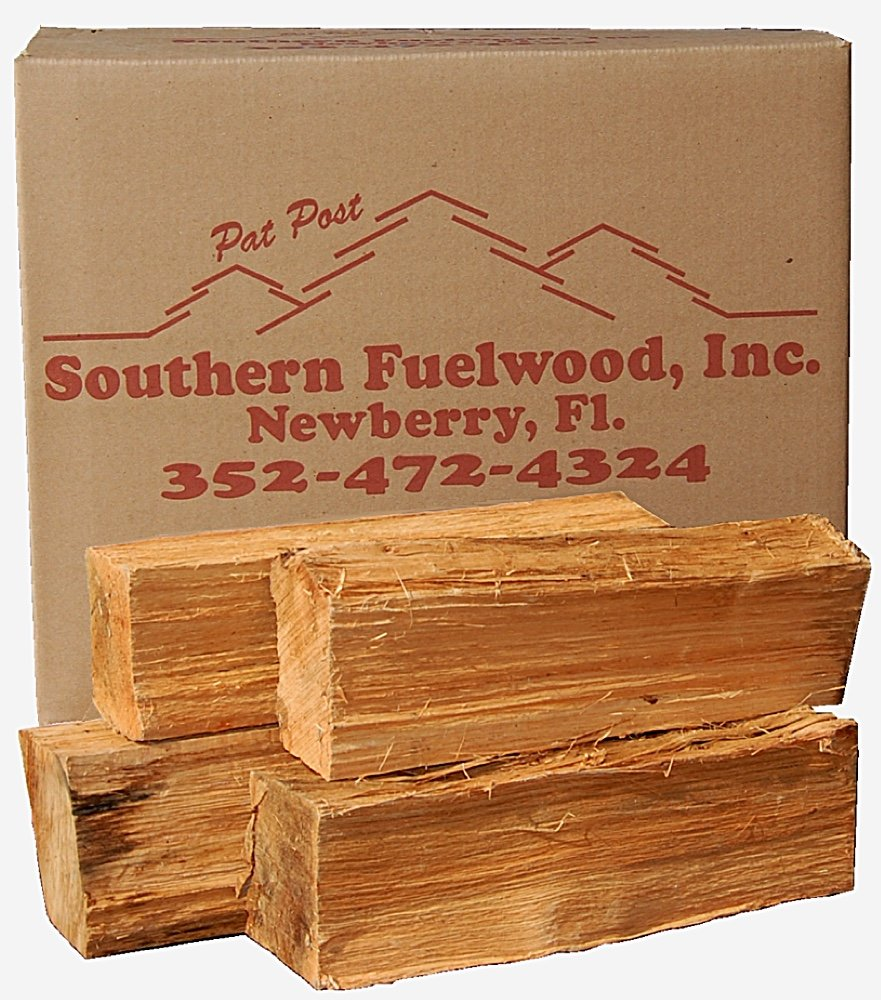 Southern Fuelwood Oak Kiln Dried Cooking Wood Barkless