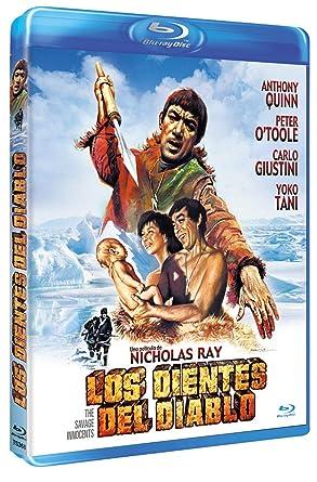 Los Dientes Del Diablo BD 1960 The Savage Innocents Blu-ray ...