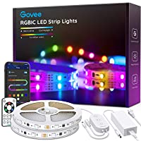 Deals on Govee Smart LED Lights On Sale from $8.99