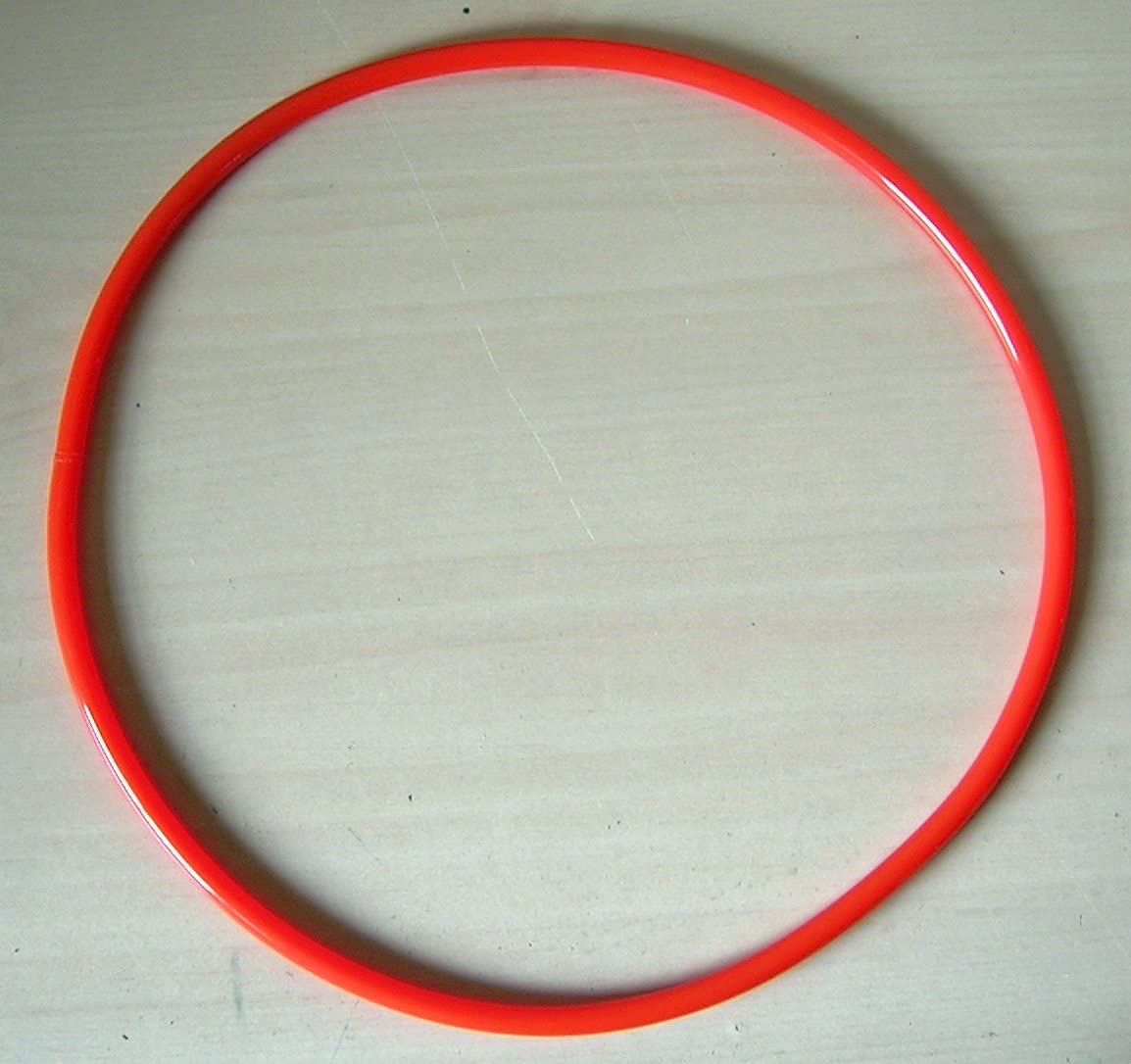 Set of 3 Urethane Band Saw TIRES Drive BELT for CENTRAL MACHINERY Model 725