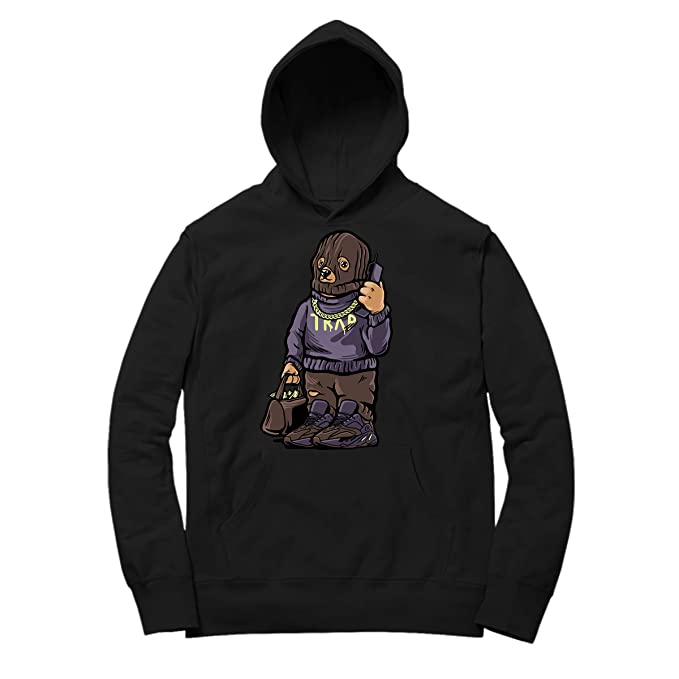 size 40 c9de3 5e380 Amazon.com: Mauve 700 Kanye Trap Bear Hoodie to Match Yeezy ...
