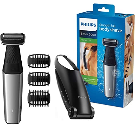 Extra larga mango Philips BG2036 Bodygroom Plus: Amazon.es: Belleza