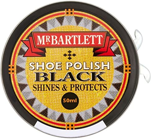 bartlett black shoe polish