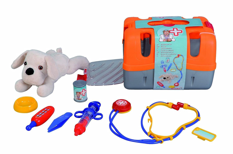 Games  More Maletín veterinario color rojo  blanco Simba