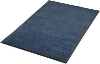 """product image for Apache Mills Plush Super Absorbent Mat, 48""""W X 96""""L, Blue"""