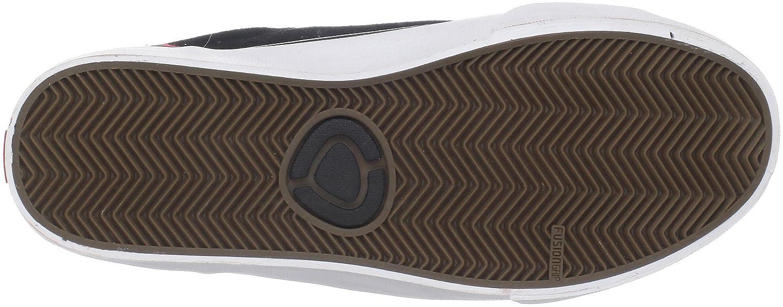C1RCA Mens Easy Ryder Leather Skate Shoe