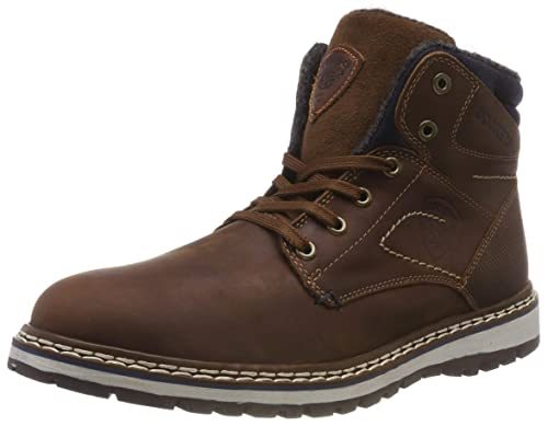 Dockers by Gerli 39cl014, Botas Mocasines para Hombre: Amazon.es: Zapatos y complementos