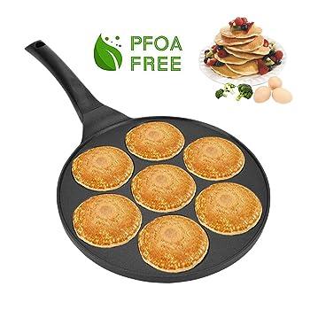FRUITEAM 10 Inch Nonstick Pancake Griddle