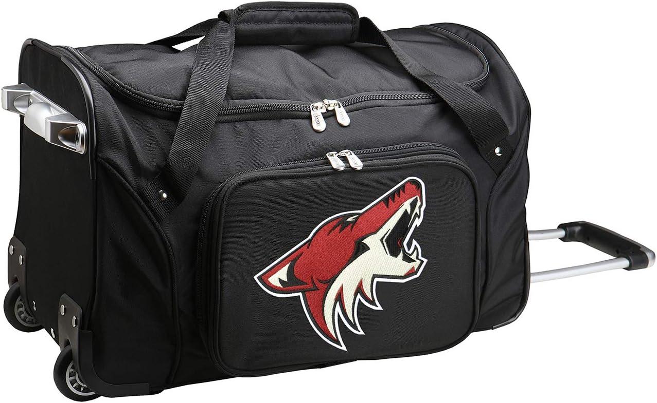 22-inches NHL Wheeled Duffel Bag