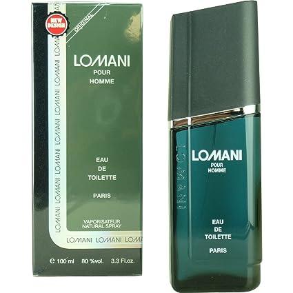 Lomani por el tornillo De Lomani Colonia De imitación Toilette De aerosol De la 3,