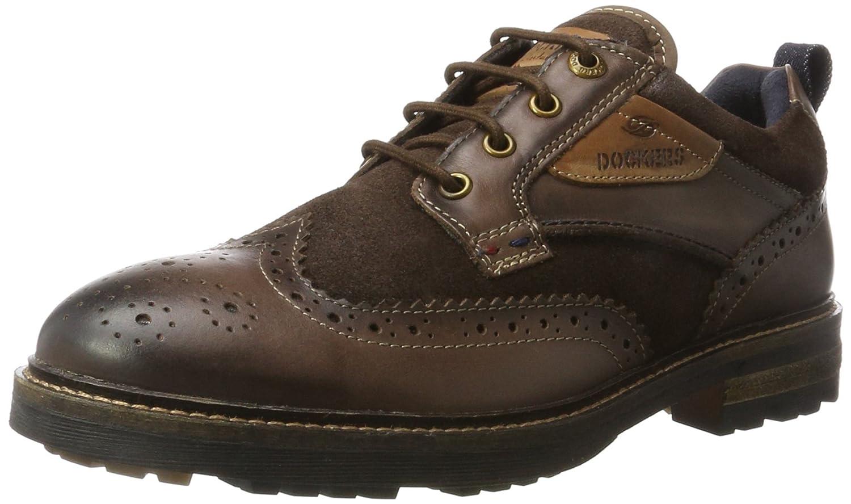 Dockers by Gerli 41bb007-244360, Zapatos de Cordones Brogue para Hombre