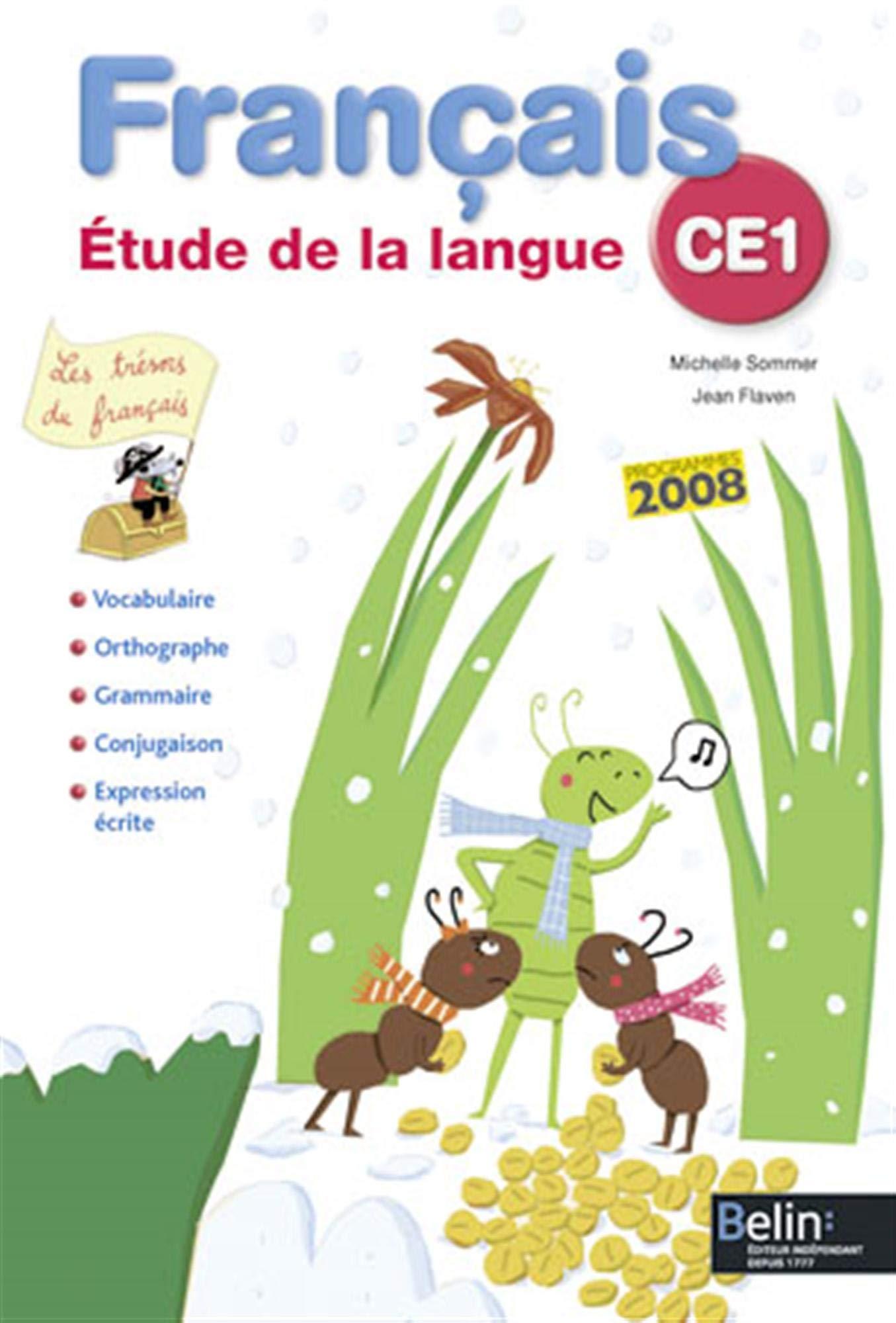 Amazon.fr   Français CE40  Etude de la langue   Sommer, Michelle ...