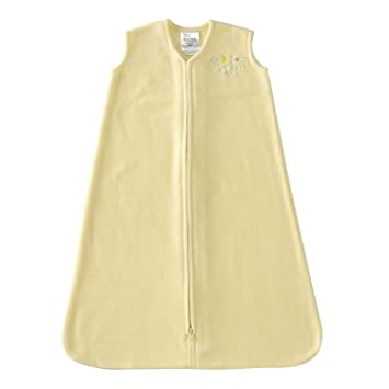 348340554 Amazon.com: HALO SleepSack Micro-Fleece Wearable Blanket, Baby Yellow, X- Large: Baby