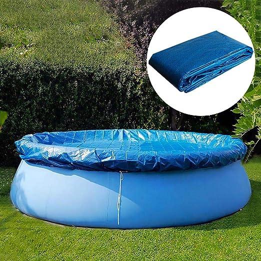 Suelo para piscina hinchable