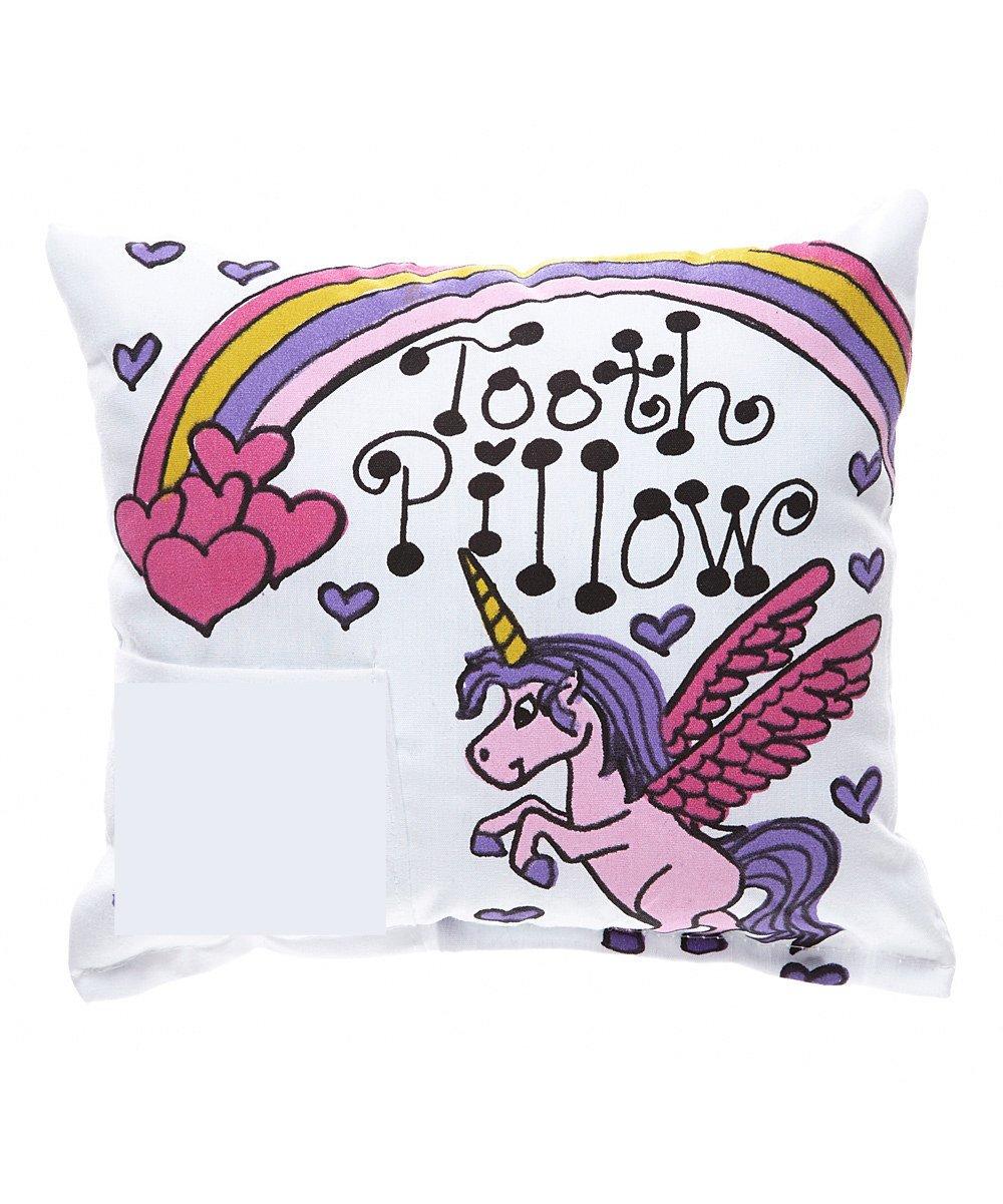 Unicorn Rainbow Tooth Fairy Pillow Tooth Fairy Dust