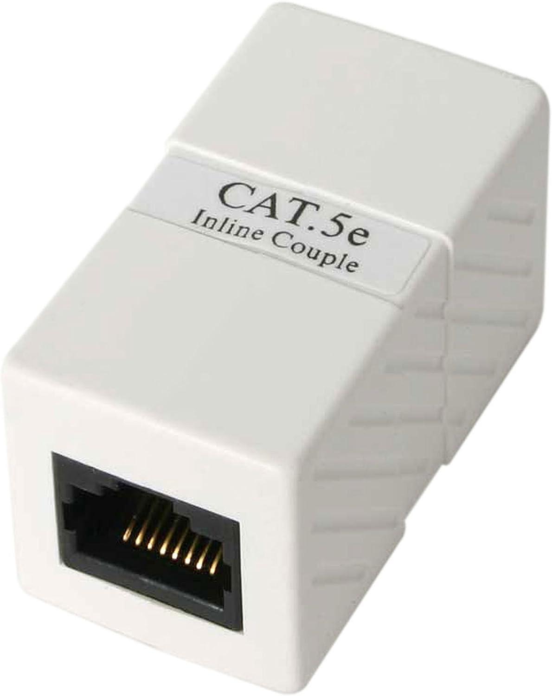 StarTech.com CAT5COUPLER - Caja de Empalme Acoplador Cable ...